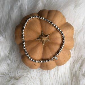 Ralph Lauren Jewelry - Ralph Lauren silver bead choker